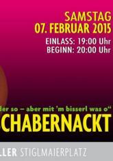 """Auf geht's zum """"Schabernackt 2015"""" in München"""