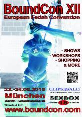 BoundCon XII European Fetish Convention