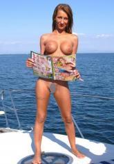 Sex-Spaß am ÖKM-Swingerboot