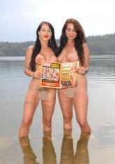 Sex-Spaß am Forstsee