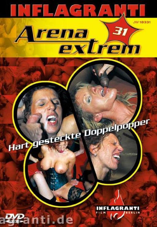 Arena Extrem 31 Hart gesteckter Doppledecker