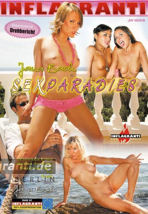 Jana Bach: Sexparadies
